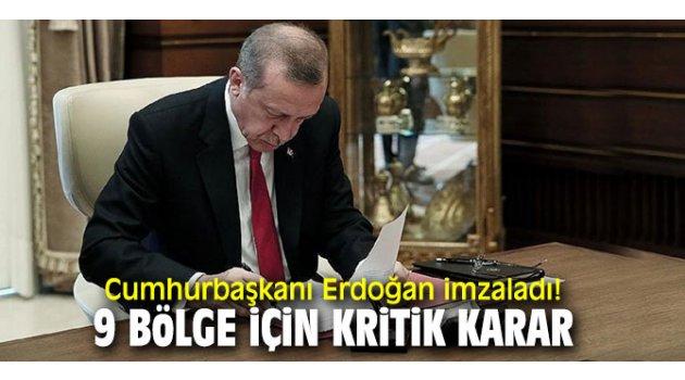 Cumhurbaşkanı kararları Resmi Gazete'de yayımlandı!