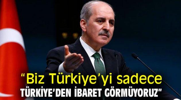 AK Partili Kurtulmuş'tan önemli açıklamalar!