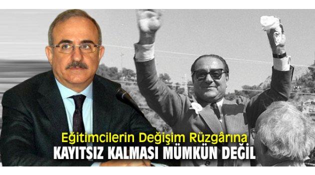 AK Partili Sürekli'den Adnan Menderes mesajı!
