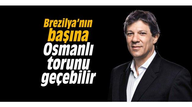 Brezilya'nın başına Osmanlı torunu geçebilir