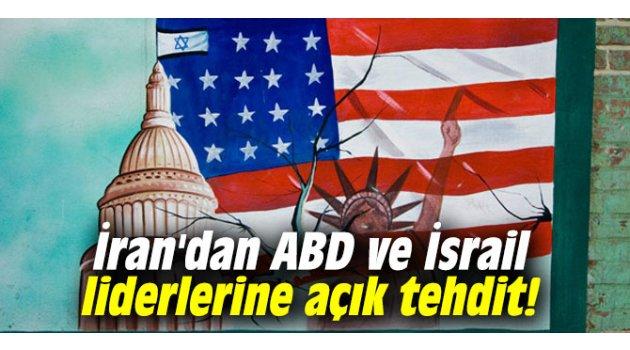 Dünya şokta! İran'dan ABD ve İsrail liderlerine açık tehdit