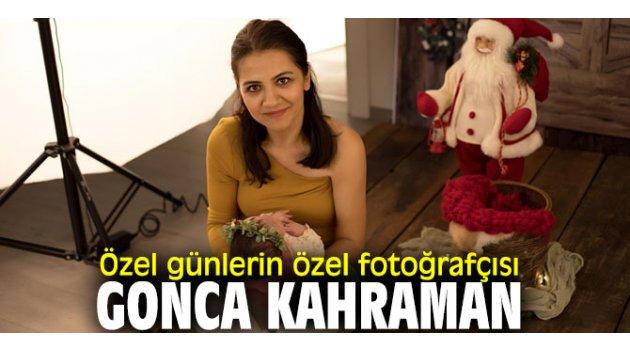 Özel günlerin özel fotoğrafçısı Gonca Kahraman