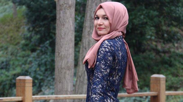 Sibel Çetin, tesettürlü model oldu!
