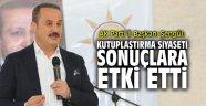 """AK Parti İl Başkanı Şengül: """"Kutuplaştırma siyaseti sonuçlara etki etti"""""""