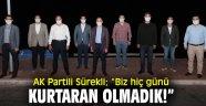 AK Parti İzmir 'Gönül Seferberliği'ne hızlı başladı