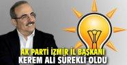 Ak Parti İzmir İl Başkanı Sürekli oldu