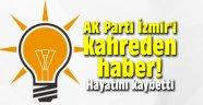 AK Parti İzmir'i kahreden haber!