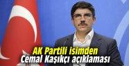 AK Partili Aktay'dan Cemal Kaşıkçı açıklaması
