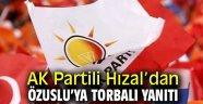 AK Partili Hızal'dan Özuslu'ya Torbalı yanıtı