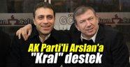 "Arslan'a ""Kral"" destek"