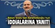 Bakan Soylu'dan Karamollaoğlu'nun iddialarına yanıt!