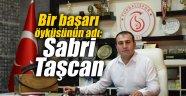 Bir başarı öyküsünün adı: Sabri Taşcan