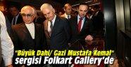 """""""Büyük Dahi/ Gazi Mustafa Kemal"""" sergisi Folkart Gallery'de"""