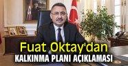 Fuat Oktay'dan Kalkınma Planı açıklaması