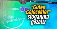 """""""Gülen Gelecekler"""" sloganına gözaltı"""