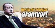 Her ile bir 'Erdoğan' aranıyor!