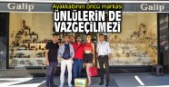 İzmir'in ayakkabı öncüsü ünlülerin de vazgeçilmezi