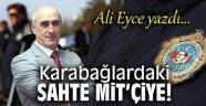 Karabağlar'daki sahte MİT'çiye!