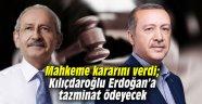 Mahkeme kararını verdi; Kılıçdaroğlu tazminat ödeyecek