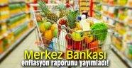 Merkez Bankası, enflasyon raporunu yayımladı!