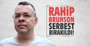 Rahip Brunson serbest bırakıldı!
