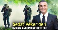 Sedat Peker, 'Uzman askerler kadrodanve TSK'nın haklarından faydalanmalı'