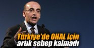 Türkiye'de OHAL için artık sebep kalmadı