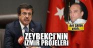 Zeybekci'nin İzmir projeleri